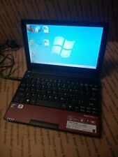 Acer Aspire One D255E 10.1in. With Webcam UNTESTED WIN 7 LAPTOP 250GB INTEL