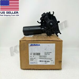 *GENUINE* ACDelco® GM® Original Equipment 19179659 Windshield Wiper Motor Reman