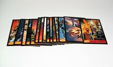 2012 TOPPS MARS ATTACKS GUIDE TO THE NEW UNIVERSE CHASE OF 15 CARDS