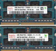 2X4GB A29 Memory RAM FOR HP//Compaq Pavilion g6 8GB g6x Notebook  DDR3 G6t