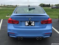 BMW PERFORMANCE STYLE HIGH KICK PAINTED TRUNK SPOILER (ABS) FÜR F80 M3