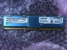 CRUCIAL 4GB 240-PIN 256Mx72 DDR2   RAM MEMORY from server