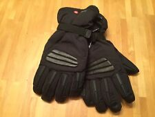 Mens Women's Rossignol Ski Gloves Black  Large