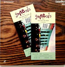 Genisis live The way we walk in concert - Laserdisc - Music Video - Deutsch PAL