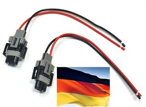 Flosser Wire Harness 9441 Pigtail Female 879 Fog Light Bulb Socket Connector Fit