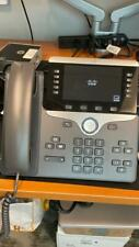 Cisco CP-8861 SIP VoIP Video Phone w/Stand - 8800 Series