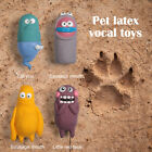 Squeaky Toy Dog Cat Pet,Pet latex vocal toys,Eat you