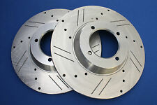 BRAKE DISC TRIUMPH TR4-6 PART NUMBER 209327A (PRICED FOR A PAIR)