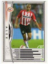 figurina CARD WCCF EUROPEAN CLUB 2004/05 PANINI NEW 98 PSV EINDHOVEN ALEX