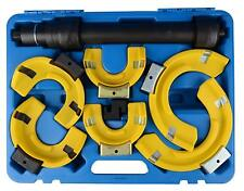 Mekanik 1000kg MacPherson Strut Coil Spring Compressor Dumper Extractor Yolk Pro