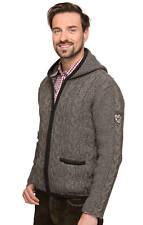 Stockerpoint Traditional Jacket Cardigan Stone