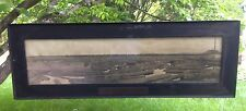 1900s -1915 AMERICAN LUMBER COMPANY TRAIN PANORAMIC PHOTOGRAPH, ALBUQUERQUE, NM