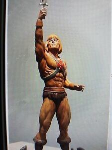 He-Man Statue 3d printed model kit