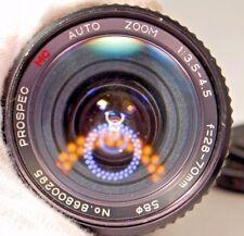 Prospec Zoom f3.5-4.5 28-70mm Lens 1407086 for Pentax A KA KR manual focus zoom