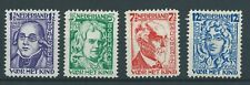 1928TG Nederland Kinderzegels  Nr.220-223 postfris mooie zegels zie foto's.