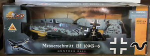Ultimate Soldier 1/18 Bf109G-6 Gunther Rall plastic model
