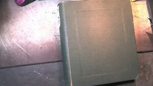 1951 Scotts Album for US Postage & Revenue (bob) Stamps per Ed. Std. Pst Cat. 10