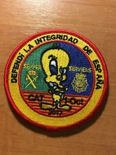PATCH POLICE SPAIN BARCELONA CATALONIA ( SWAT OPERACION  COPERNICO ) ORIGINAL!