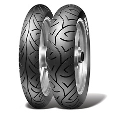 Coppia gomme pneumatici Pirelli Sport Demon 100/90-19 57V 130/90-17 68V