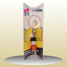 Mandeville Beefeater Souvenir Keychain - Olympic London 2012 Keyring - Die Cast