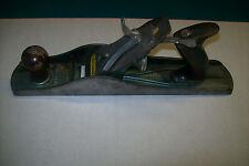 """Vintage 14"""" Craftsman Jack Plane 187.37065E Carpenter Wood Woodworking Shop Tool"""