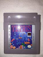 Tetris (Nintendo Game Boy) GB Game Cartridge Vr Nice!