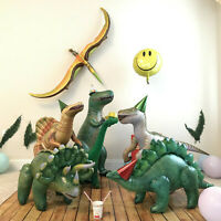 JET CREATIONS Dinosaur Collection 7 Dinosaurs Birthday Party Educational Toys