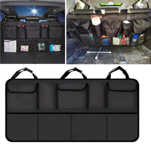 Auto Car Accessories Envelope Style Trunk Cargo Oxford Cloth Storage Organizer