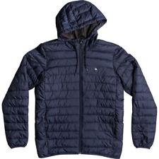 Manteaux et vestes bleu Quiksilver en polyester pour homme