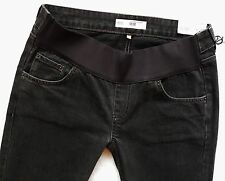 Indigo, Dark Wash Boyfriend Maternity Jeans
