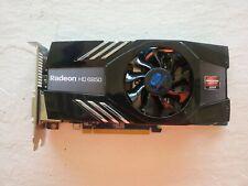 Radeon Graphics AMD HD 6850 PCIe  Graphics Video Card 1GB DVI DP HDMI