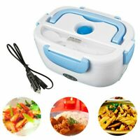 Portable Car Electric Heating Lunch Box Thermal Bento Box Food Heater Warmer 12V