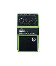Nobels Overdrive Guitar Effect Pedal ODR-1 BC Green New Bass Cut Switch