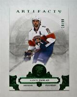 2017-18 17-18 UD Artifacts Emerald #6 Aaron Ekblad /99