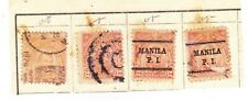 OLD US - PHILIPPINES STAMPS - A