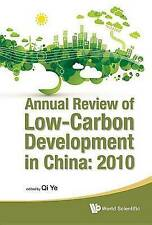 Annual Review Of Low-Carbon Development In China: 2010, Very Good, Qi Ye Book
