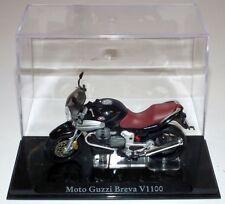 Atlas Editions  - MOTO GUZZI BREVA V1100 - Motorcycle Model Scale 1:24 (IXO)