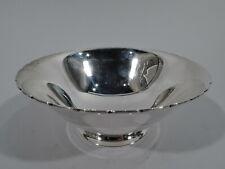 Tiffany Bowl - 20660Z - Antique Art Deco Modern - American Sterling Silver