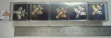 Sonderaktion 5 Goldflieger Nr.2 PIN/ Paläo SETI / Prä-Astronautik 5 Farben *NEU*