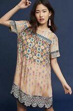 Tanvi Kedia X Anthropologie Norah Swing Dress Size S NEW $198