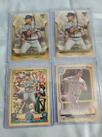 Michael Conforto Lot(7)2019 Topps Triple Threads Gold Card #88/99 +see pics METS