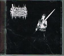 SACRILEGIOUS IMPALEMENT - S/T (BUP-15) FINNISH BLACK METAL CD