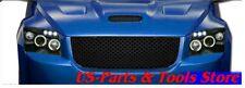 Dodge Caliber Tuning Kühler Grill Kühlergrill schwarz