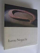 ISAMU NOGUCHI - The Major 1978 Monograph   INSCRIBED COPY !!