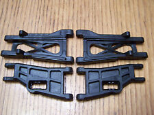 Traxxas 2wd Slash Front & Rear Suspension A-Arms Arm 2555 & 3631 Also Fit Raptor