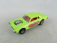 Matchbox Lesney 62 Mercury Cougar dragster