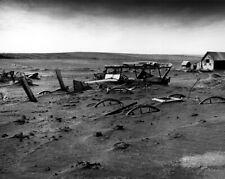 New Photo: Great Plains Dust Bowl in Dallas, South Dakota Storm - 1936 - 6 Sizes