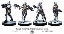 Infinity: ALEPH - Yadu Troops (4)