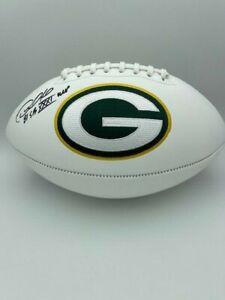 Desmond Howard Signed Green Bay Packers Football SB XXXI MVP INSC COA Holo