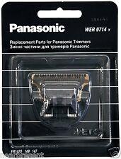 Panasonic COLTELLO BLADE chi 9714 Panasonic capelli Schneider er 1410,20, 146,47,48,49